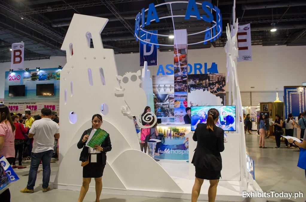 Astoria Trade Show Display