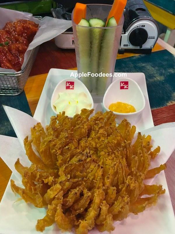 Chicken Up Subang Jaya - Yangpa Bomb