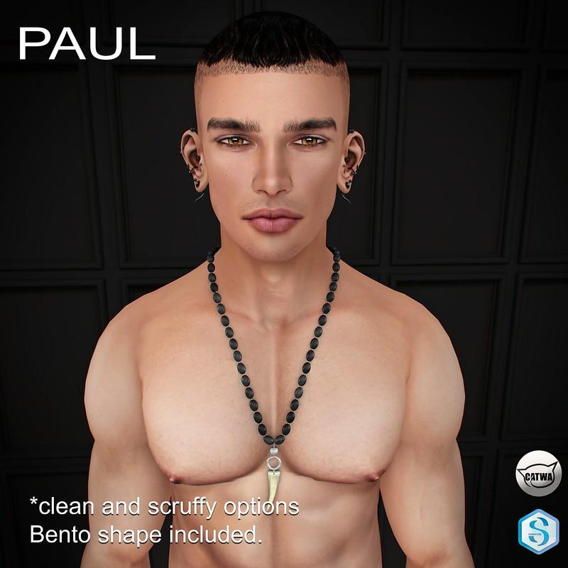Paul skin @ MOM.