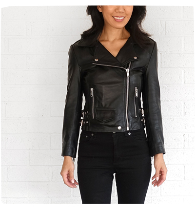 OAK Leather Jacket