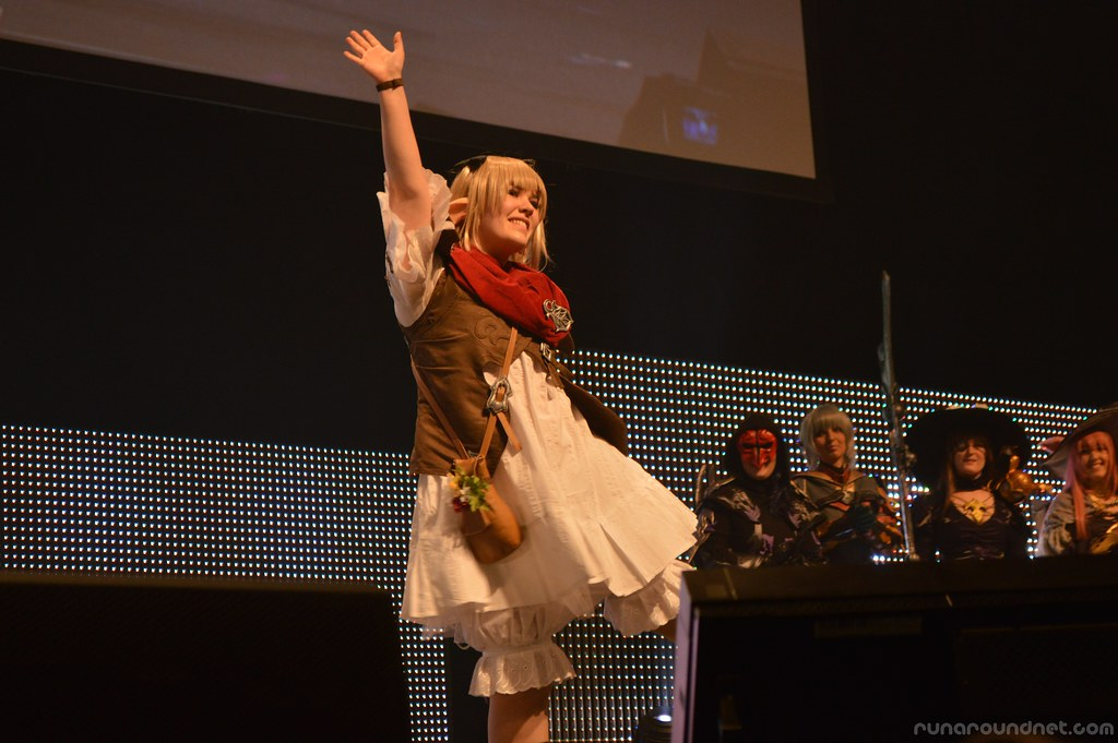 Final Fantasy XIV Fan Festival 2017 Frankfurt