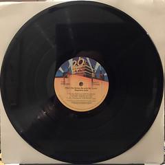 STEPHANIE MILLS:WHATCHA GONNA DO WITH MY LOVIN'(RECORD SIDE-B)