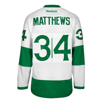 Toronto Maple Leafs St Pats 2016-17 B jersey