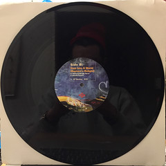 KRS ONE:STEP INTO A WORLD(RAPTURE'S DELIGHT)(RECORD SIDE-B)