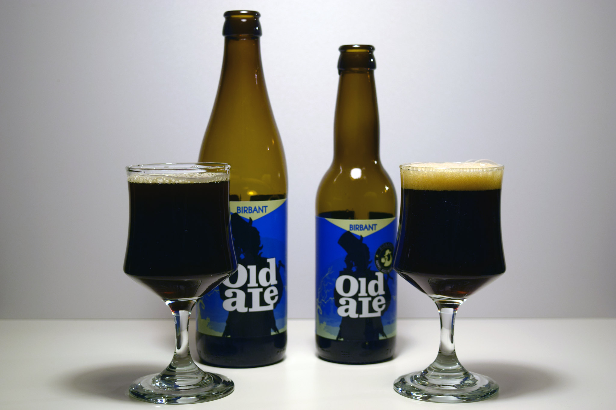 old ale birbant vs
