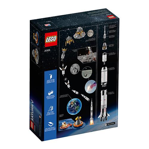 LEGO Ideas 21309 B