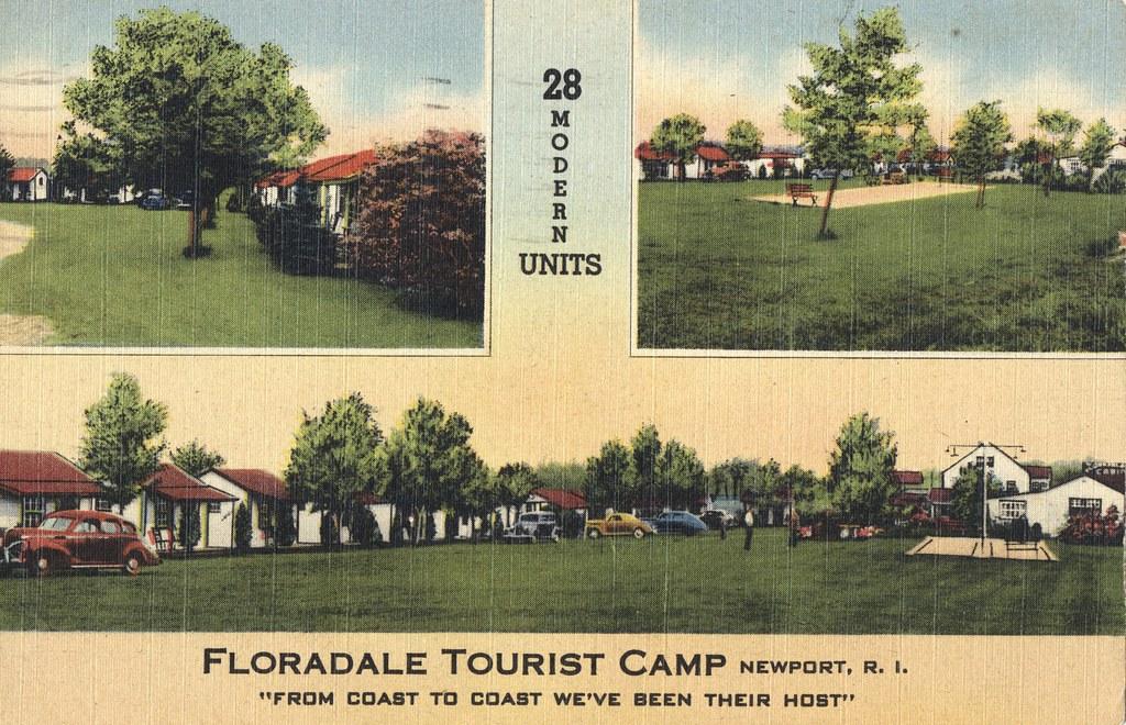 Floradale Tourist Camp - Newport, Rhode Island