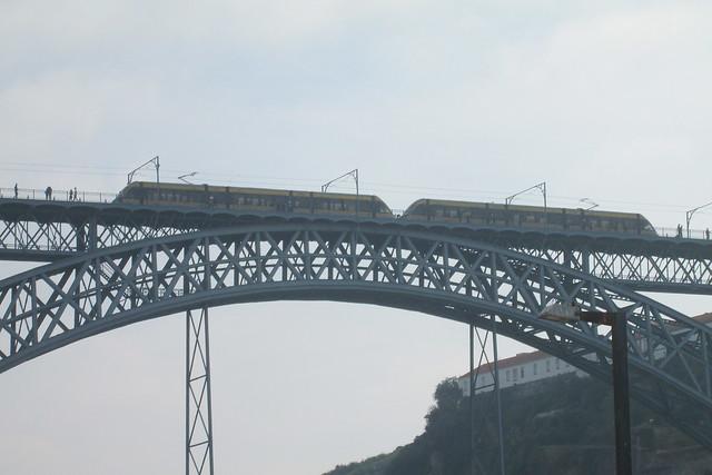 Porto Metro Bridge