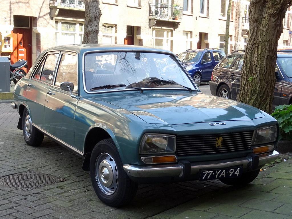 Peugeot 504 Ti 1973 Nr3465 Ardy Van Driel Flickr