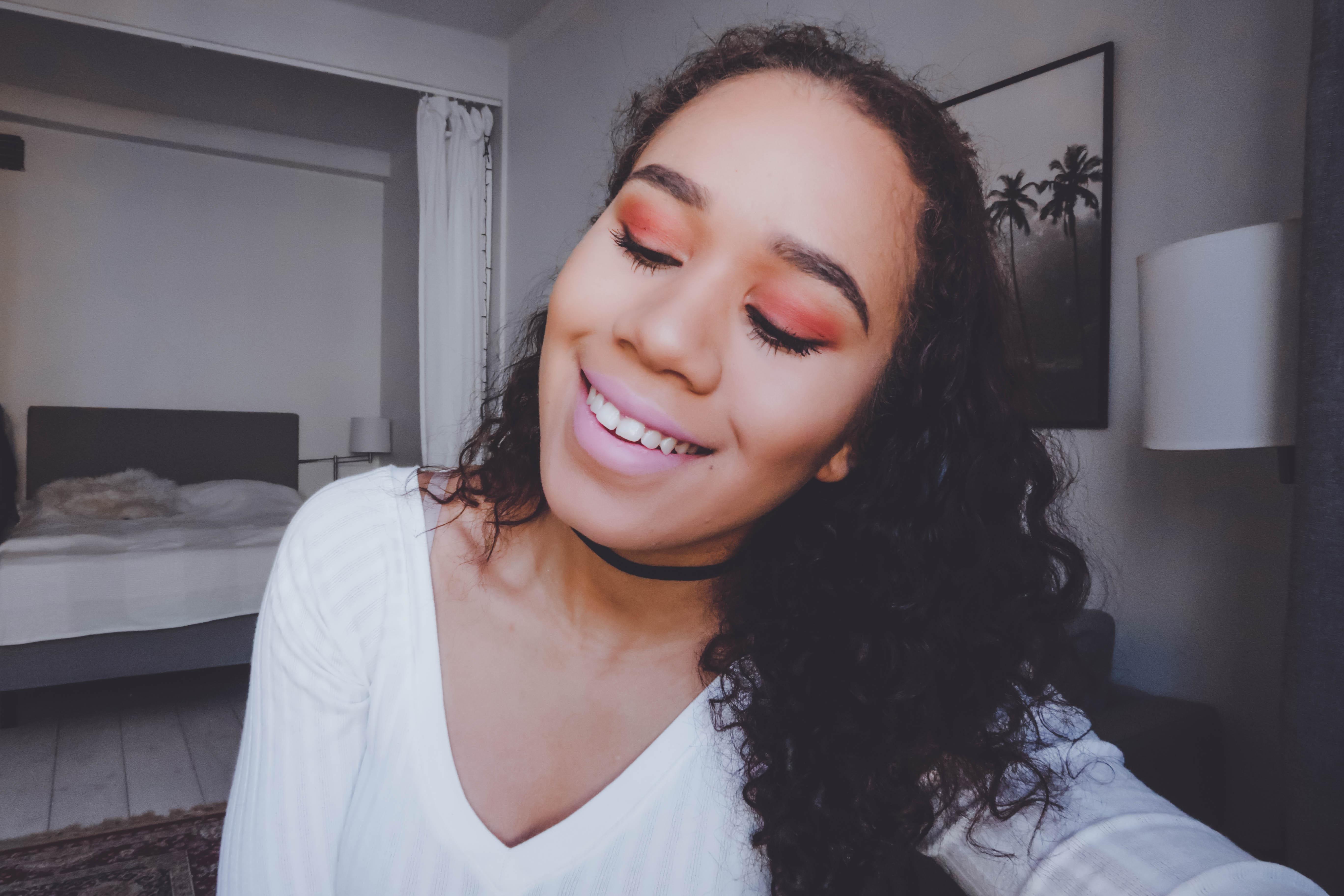 keväinen pastelli-meikkitutorial