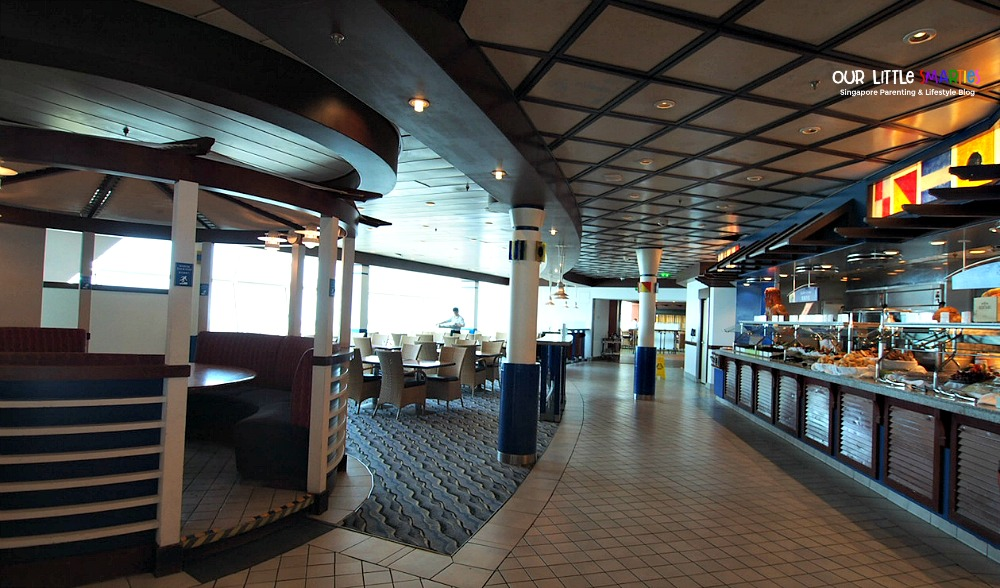 Windjammer Cafe on Mariner of the Seas