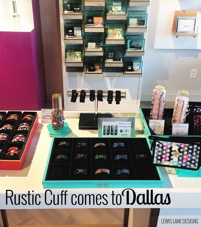 Rustic Cuff Comes to Dallas by Lewis Lane