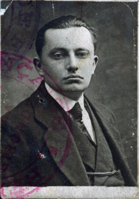 retrato de carne de Charles Alberty 1922-1925 (redimensionado)