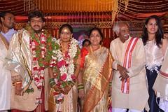Chinna Srisailam Yadav Daughter Wedding Stills