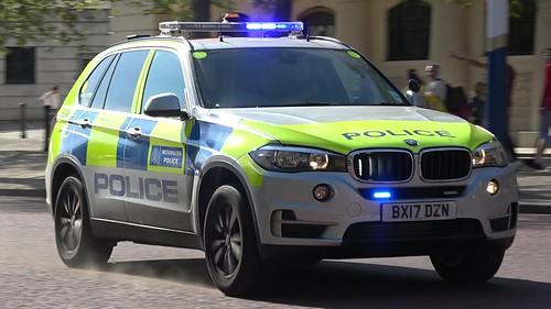 London Metropolitan Police Service Sco19 Armed Respons