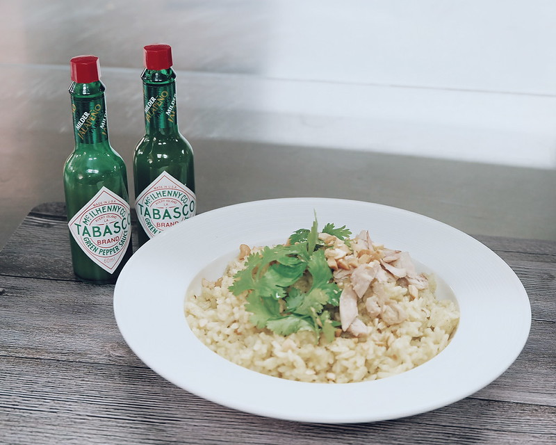 Taste Setters Dishes Using Tabasco Sauce