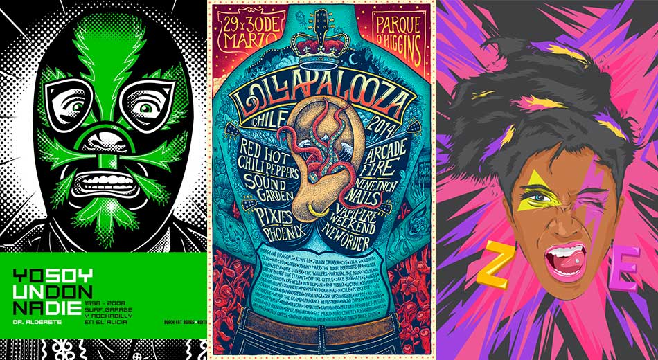 Los mejores diseñadores gráficos de Latinoamérica y el Mundo