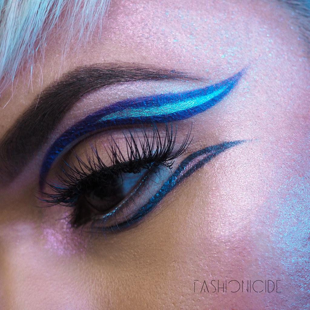 Loreal eye makeup
