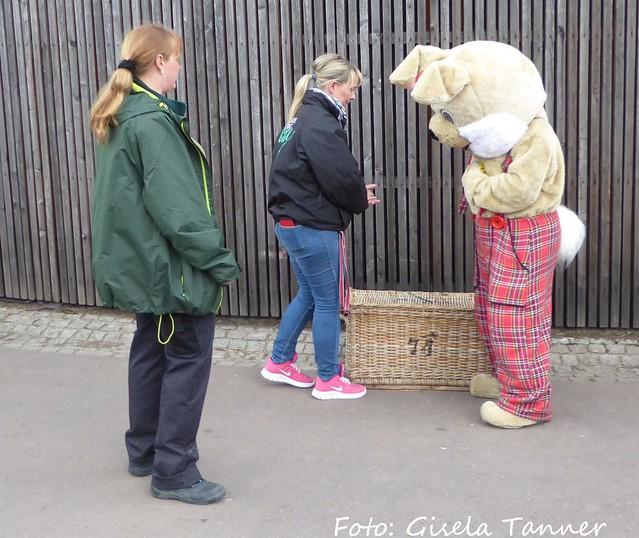 Zoo Halle Osterzeit