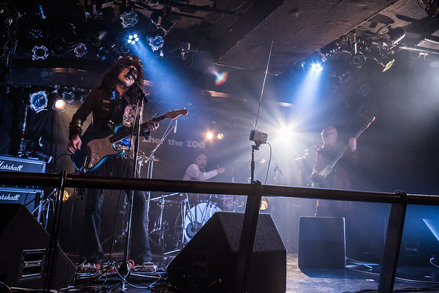 Coal Tar Moon live at Zher the Zoo, Tokyo, 20 Apr 2017 -00194