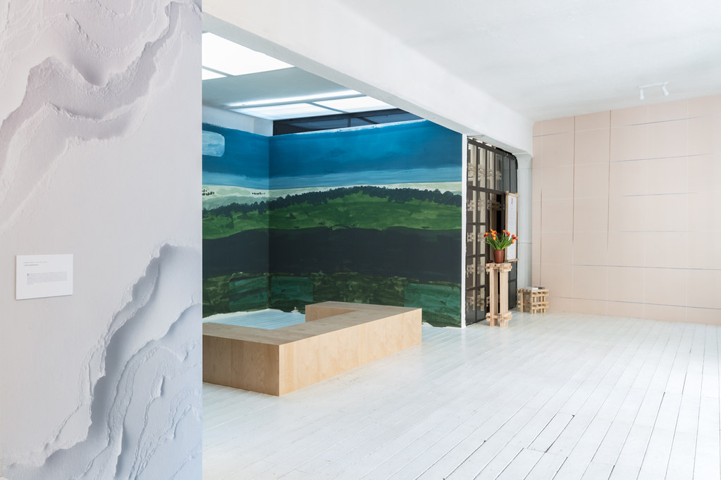 Calico wallpaper collection called Imagined Landscape Sundeno_11