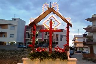 Noicattaro. Festa della Croce front