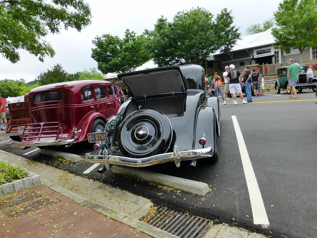 Norcross Car Show