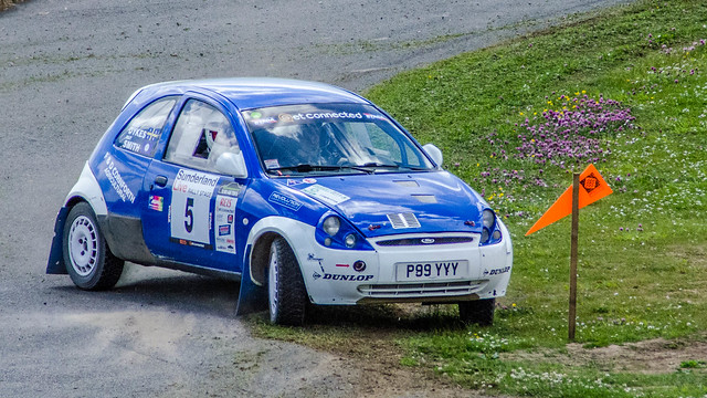 Ford Ka Rally Car Flickr Photo Sharing
