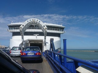 Hirtshals (DK) - Kristiansand (NO) ferry | by theonewithout
