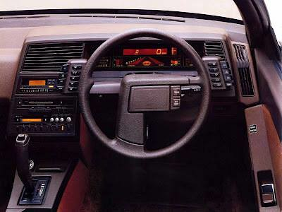 ... LEAKED: 2015 Subaru WRX STi Interior Concept! #retro #alcyone  #hideouslyawesome |