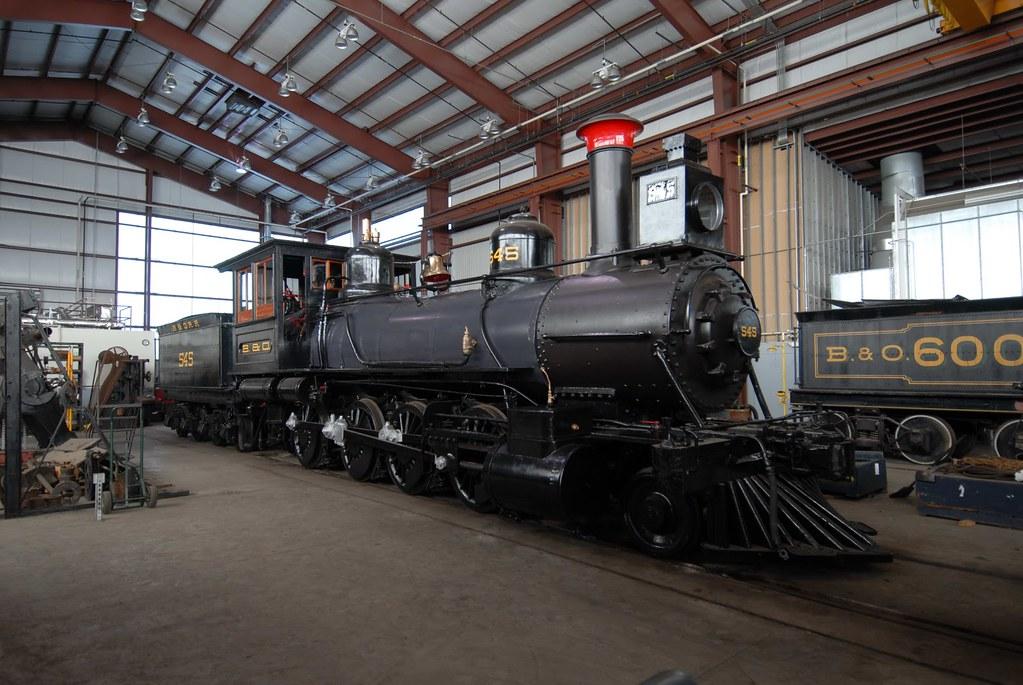 Aj Cromwell 545 Name A J Cromwell Railroad Of Record