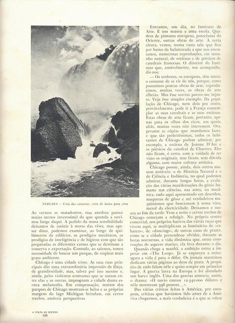 A Volta ao Mundo, Ferreira de Castro, Nº 15, 1944 - 50