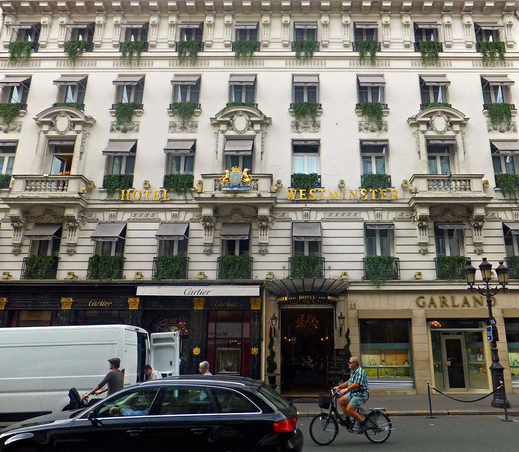 Hotel Westminster, Rue de La Paix, Paris, France | Grangeburn | Flickr
