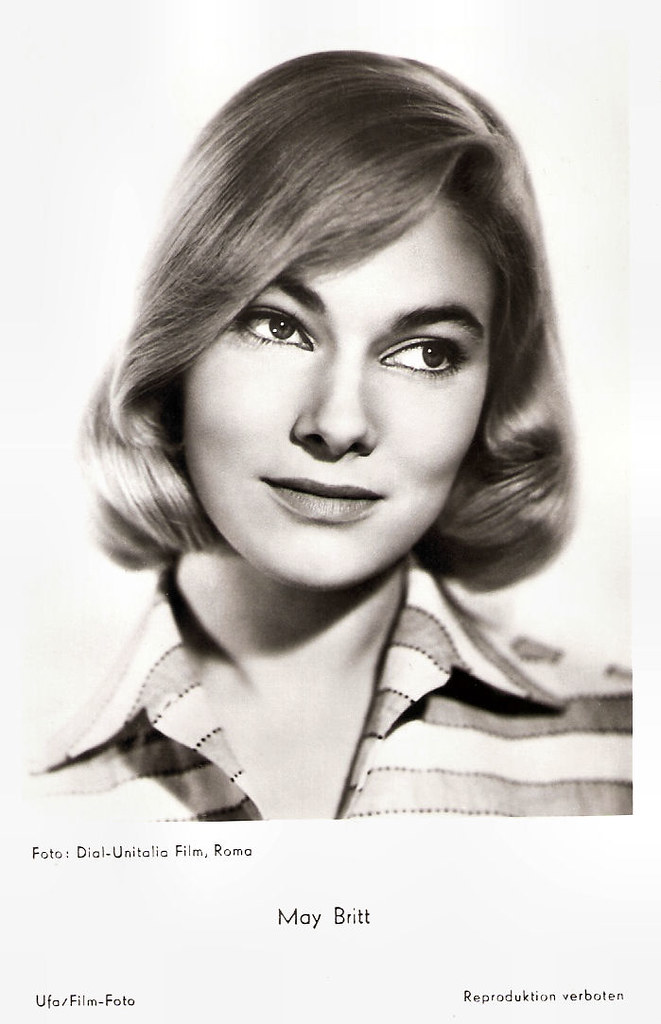 may britt daughter