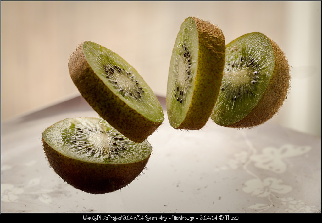 kiwi lévitation