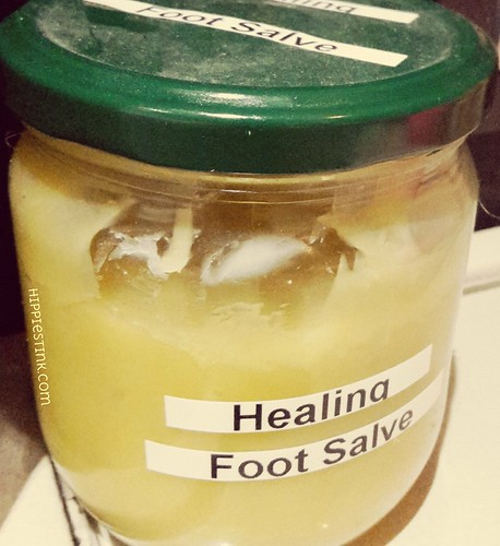 Whipped Healing Foot Salve