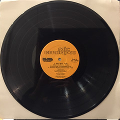MIC GERONIMO:IT'S REAL(RECORD SIDE-A)