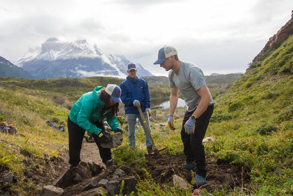 Volunteering in Torres del Paine