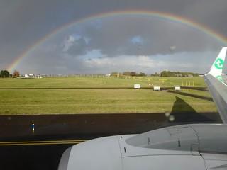 Regenboog Schiphol