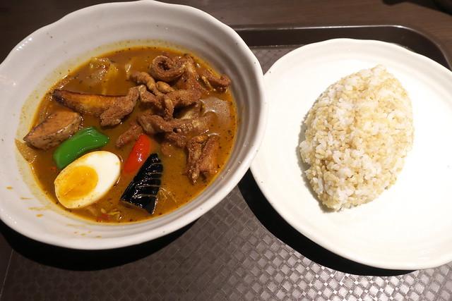 札幌スープカレー曼荼羅 南1条店 1回目_04