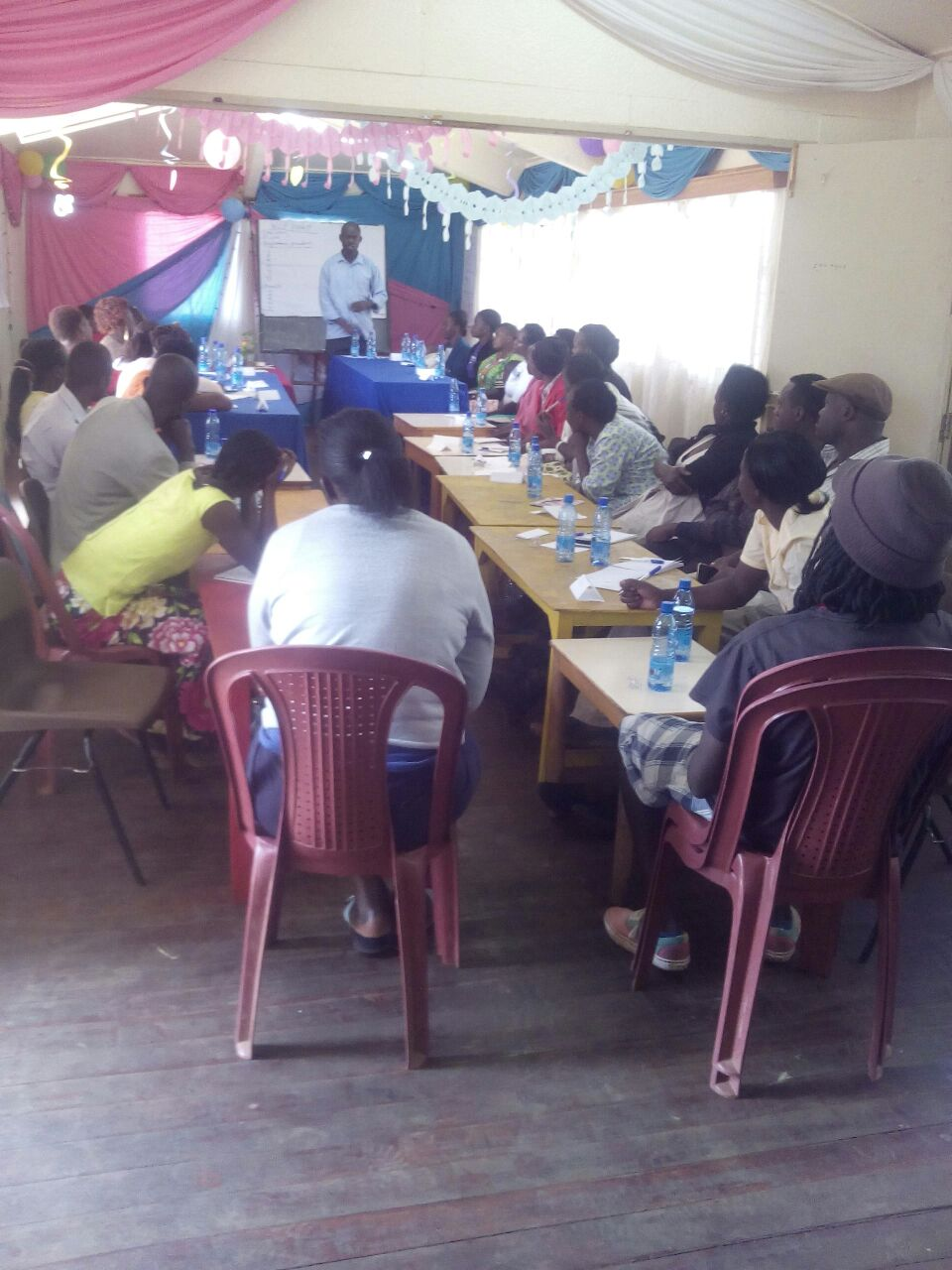 2017-3-23 Kenya: To raise awareness on the rights of DWs
