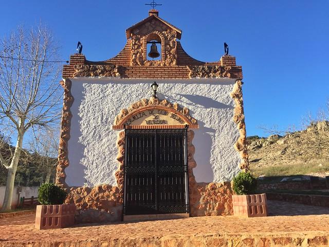 Ermita de San Pedro de Verona (Albacete) - Ruta de Don Quijote de La Mancha