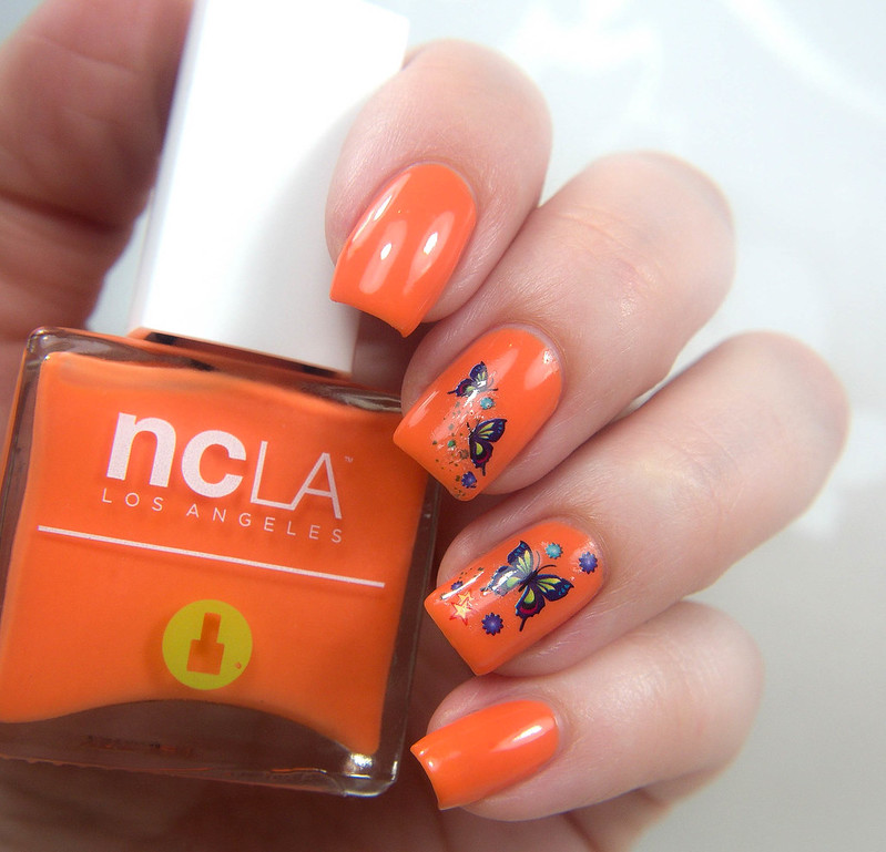 NCLA swatches