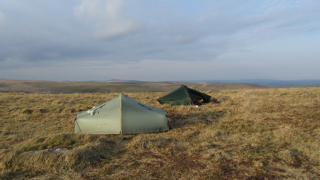 Camp at Wacka Tor