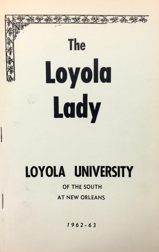Loyola Lady Cover