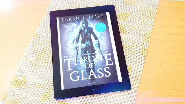 Throne of Glass by Sarah J Maas | Throne of Glass Book 1