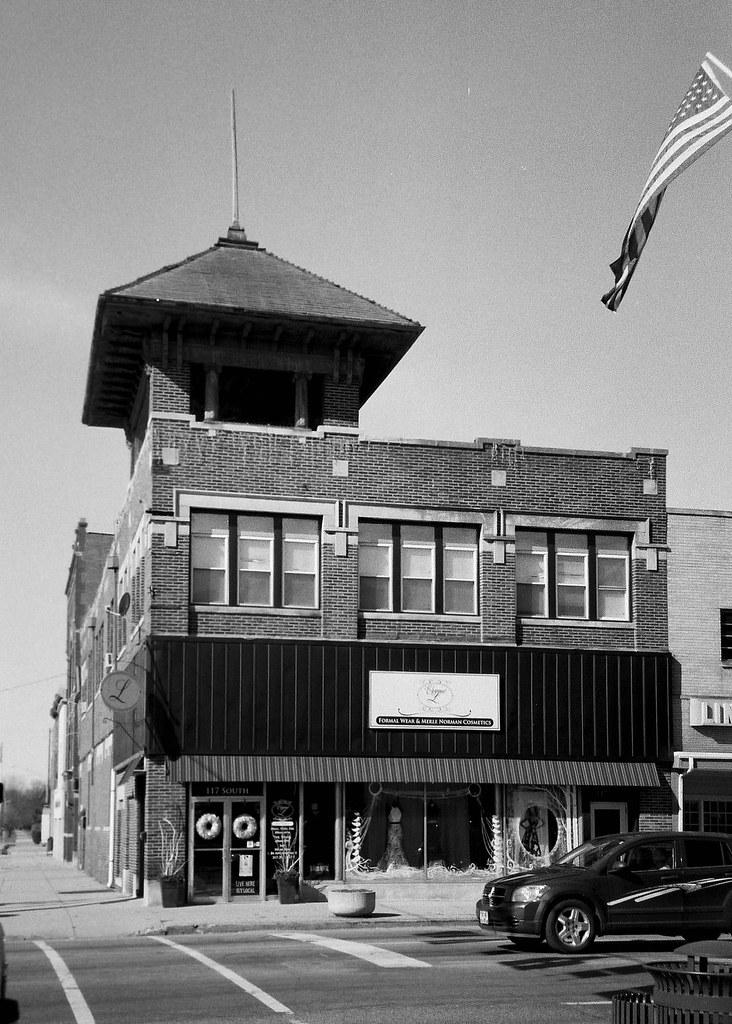 Former Alhambra Theater, Shelbyville