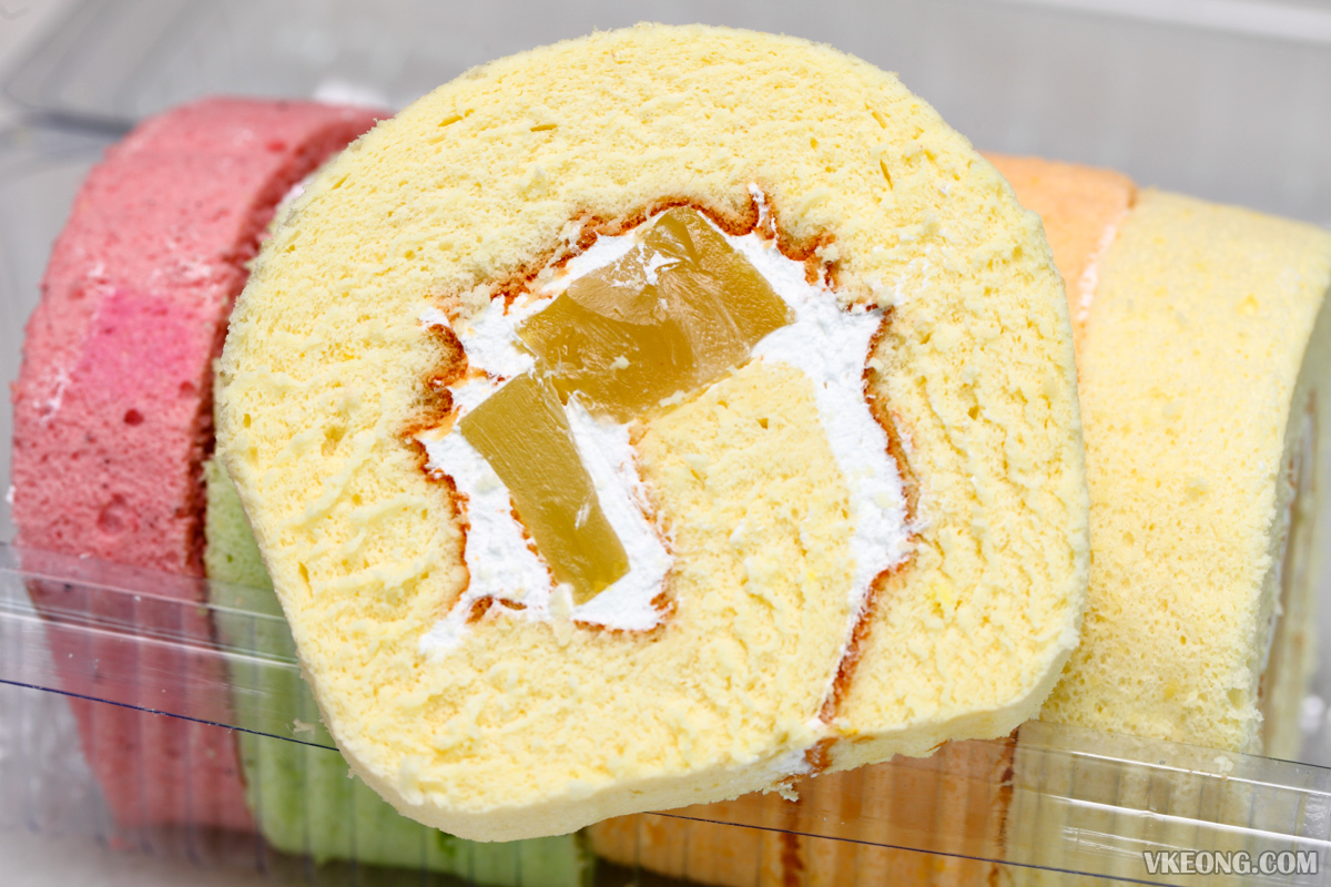 JJ Roll Lemon Swiss Roll