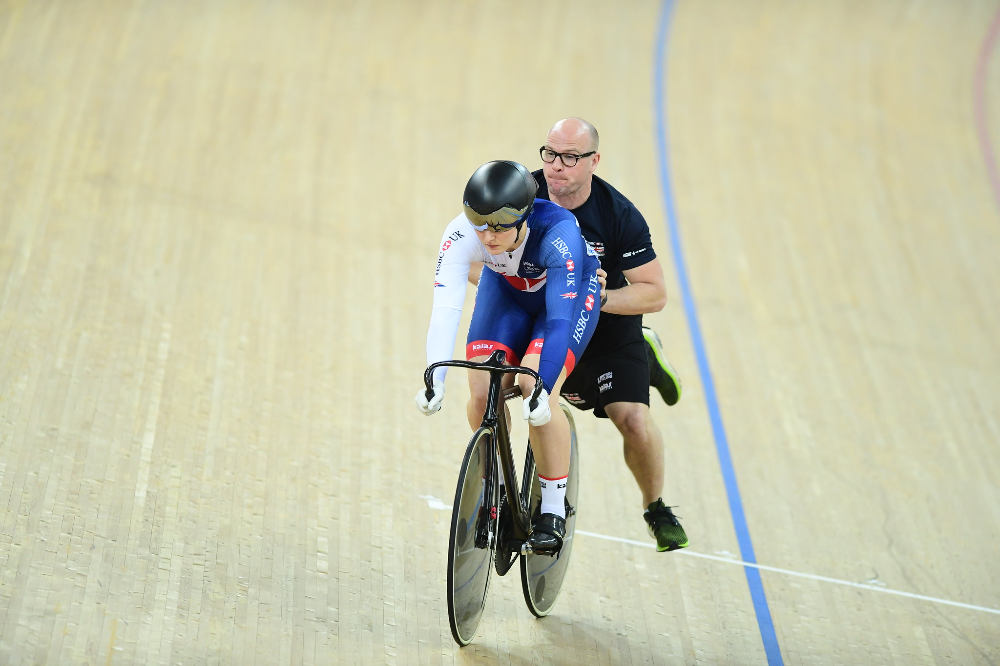 2017 UCI Track Cycling World Championships - day two