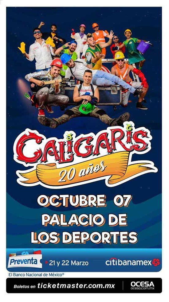2017.10.07 Caligaris